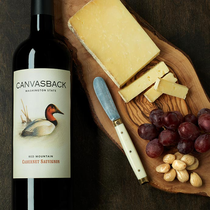 Canvasback Wine and Cheese