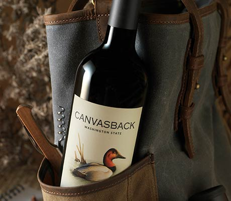 canvasback cabernet
